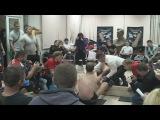Мас-рестлинг (лифтёры видео для вас )